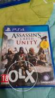 ps4 game - assasin's creed unity