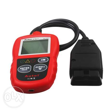 Autel Obd2 Scanner With Livedata digital screen سبتية -  3