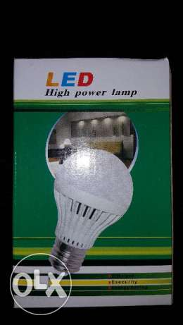 12w and 15w LED LAMPS راس  بيروت -  2