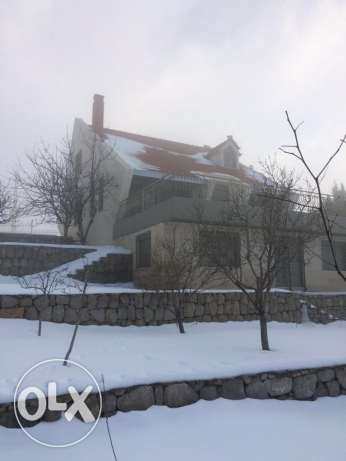 Villa Zaarour - Special price and negotiable - panoramic view كسروان -  1