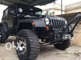 2008 Wrangler Sport limited 4X4,automatic,modified and equipped in USA