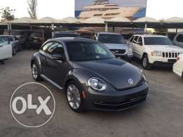 vw new grand beetle 2012