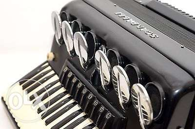 Scandalli Brevetto accordion