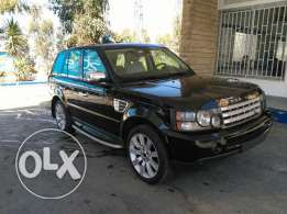 Range rovver sport 2008 full option clean carfax
