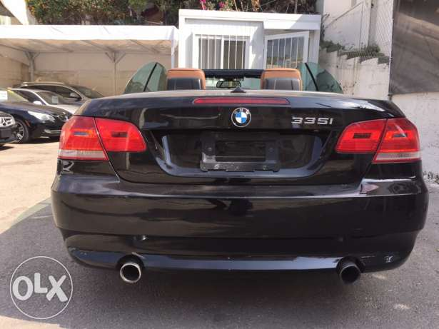 Bmw 335i convertible 2008 clean carfax بعبدا -  3
