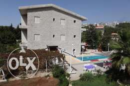 Beautiful Villa in Ajaltoun for rent - Apartments with pool