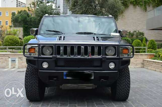Hummer H2 Mod. 2003 // 50,000 miles // Fully Loaded