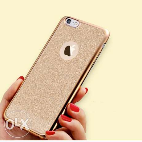 iPhone 6/6s Luxe Electroplating TPU Cover