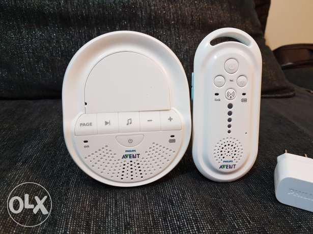Baby monitor philips avent