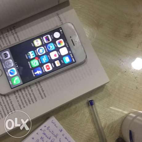 iphone 5 S gold انطلياس -  2