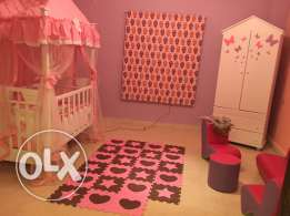 children sleeping room