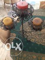 antique candle holder انتيك شندليير شموع