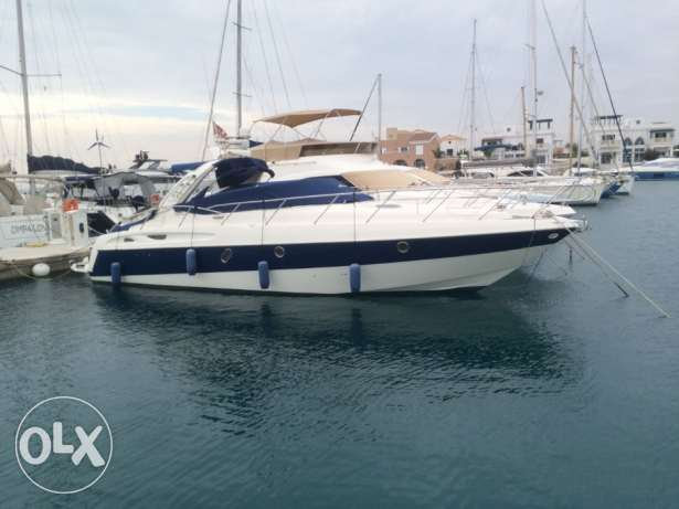 boat for sale cranchi 41