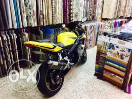 GSXR 750 , 2004 Moto for sell