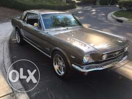 Ford Mustang V8 1966 Award Winning