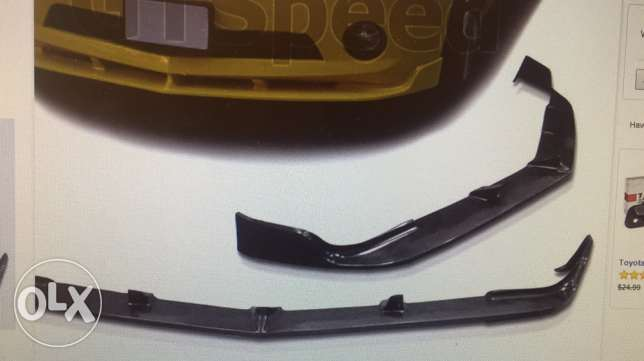 new front bumper buyed from usa for camaro