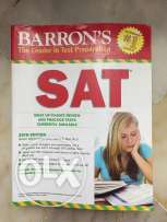 SAT 1 Book + additional book for free