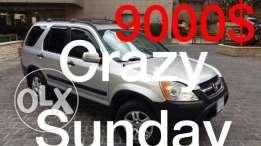 Honda CRV 2003, 4WD, Like NEW !!