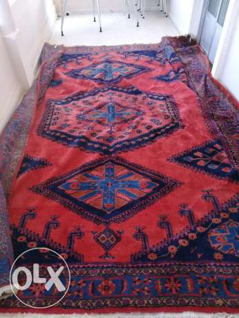 persian carpet 4*3 in good condition