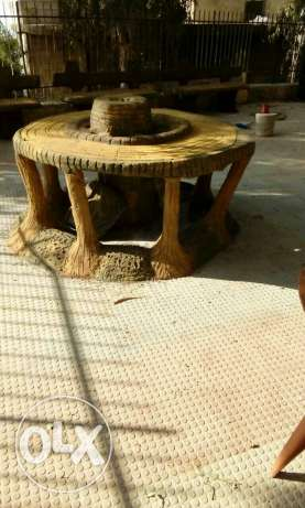 Garden decoration and stamped concrete عاليه -  2