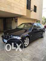 BMW 318i 1999 Vitesse Full Options Elmaniye