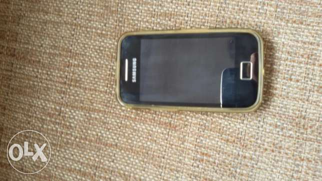 Samsung Galaxy Ace ( only needs battery )