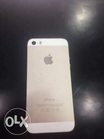 Iphone 5s gold 4 sale