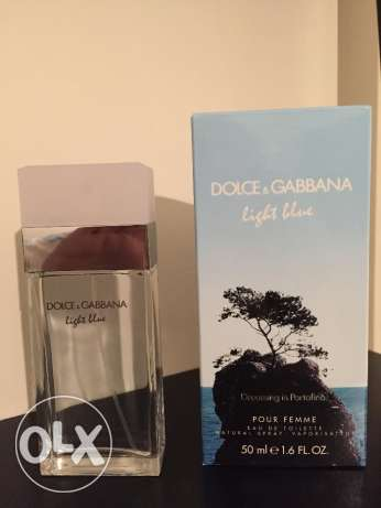 Dolce & Gabbana Light Blue Dreaming in Portofino Perfume