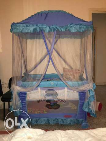 Baby bed for sale مجدليون -  1