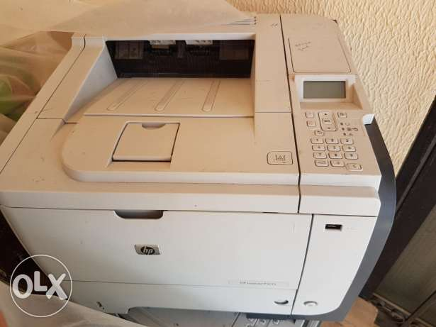HP 3015 laser monochrome printer 42ppm