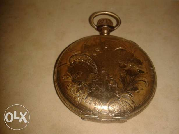 Pocket Watch (Verry old) made in USA