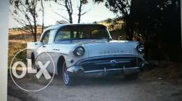 Classic car buick special 1957
