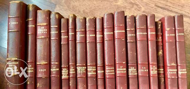 for sale a collection of 17 books , highly collectible 1910s-1940s