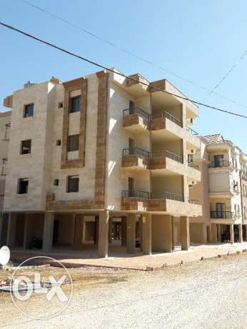 New zahle apartments.