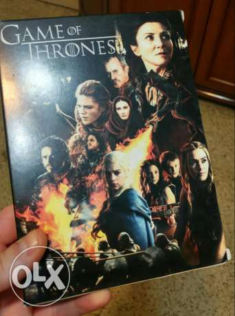 Game of thrones complete 6 seasons الشياح -  1