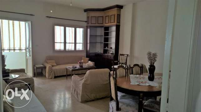 Spacious furnished apartment for rent