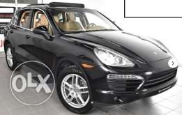 PORSCHE Cayenne 2012 Panoramic