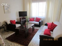 Fully furnished apartment for rent Ashrafieh Sioufi