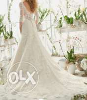 Mori lee wedding dress new design فستان عرس زفاف