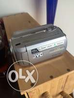 JVC video cam. built in 80 gb memory