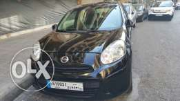 Nissan Micra Model 2012, SUPER CLEAN, full options, Excellent conditio