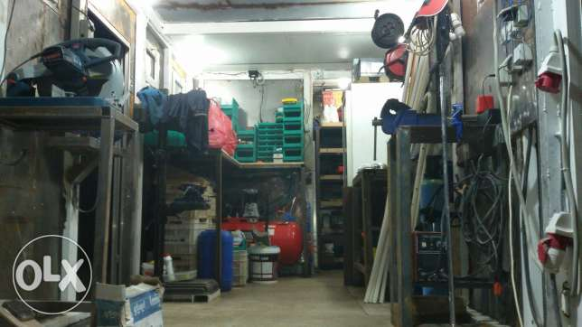 Container workshop and office 18m2 جبيل -  8