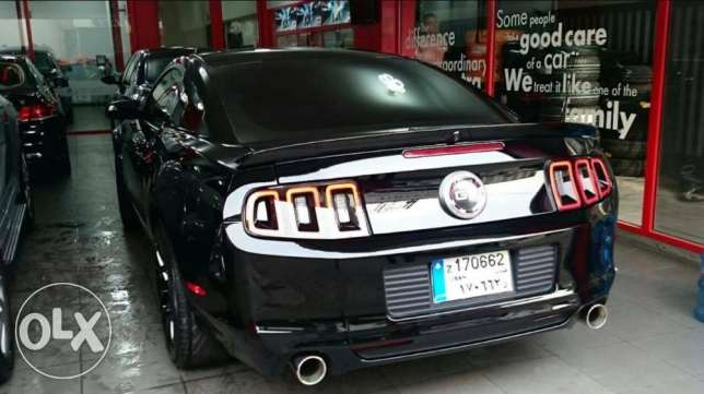Ford Mustang GT 5.0 3D Ultra Premium . عجلتون -  3
