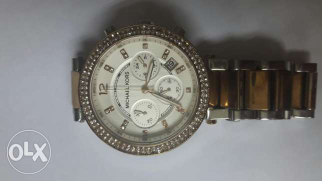 Used watch Michael kors Price negotiable