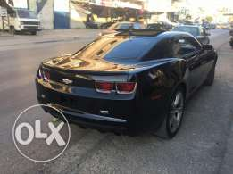 camaro rs screen and camera black and black super clean sunroof leathe