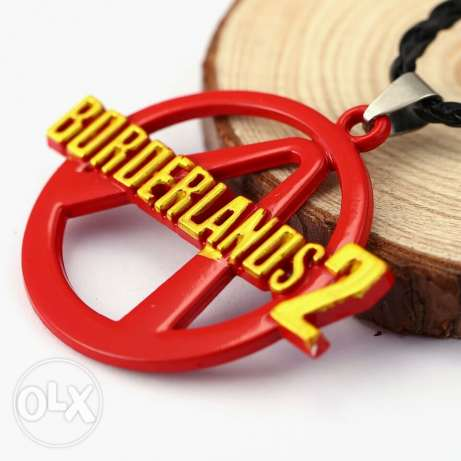 Borderlands 2 necklace