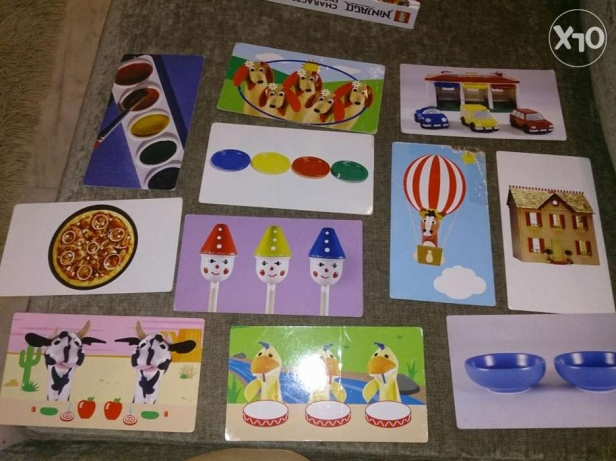 Baby einstein discovery flashcards (numbers and shapes) عبداللطيف البيسار -  3
