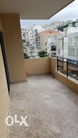 Aoukar metn furnished apartment for rent
