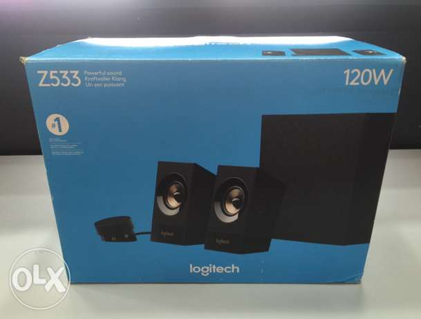 Surround System Logitech 120W