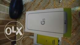 LG G5 Gold with power bank+ battery original